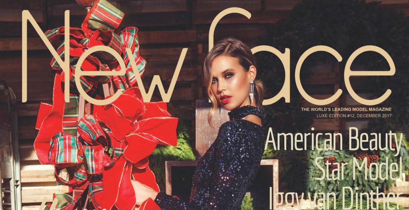 New Face Model Magazine